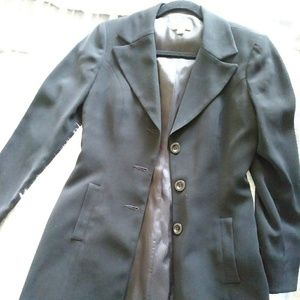 Bebe long blazer jacket
